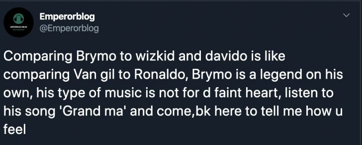 LET'S TALK! With The Release Of Brymo's 7th Studio Album, Is He Better Than Wizkid? 2