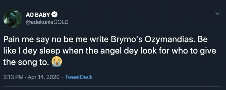 LET'S TALK! With The Release Of Brymo's 7th Studio Album, Is He Better Than Wizkid? 3