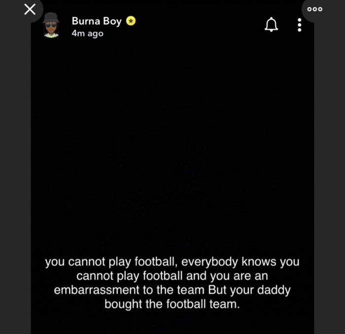 BEEF!!! Davido & Burna Boy Throwing Serious Shades At Each Other (See What Happened) 4