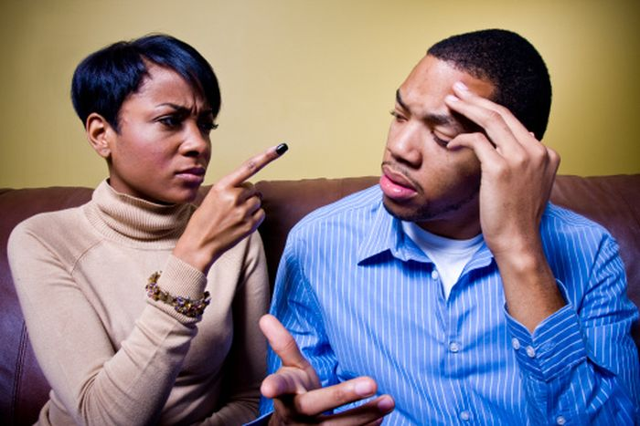 SERIOUS TALK!! Why Do Women Forgive A Cheating Man But Men Never Takes Back A Cheating Woman? 90