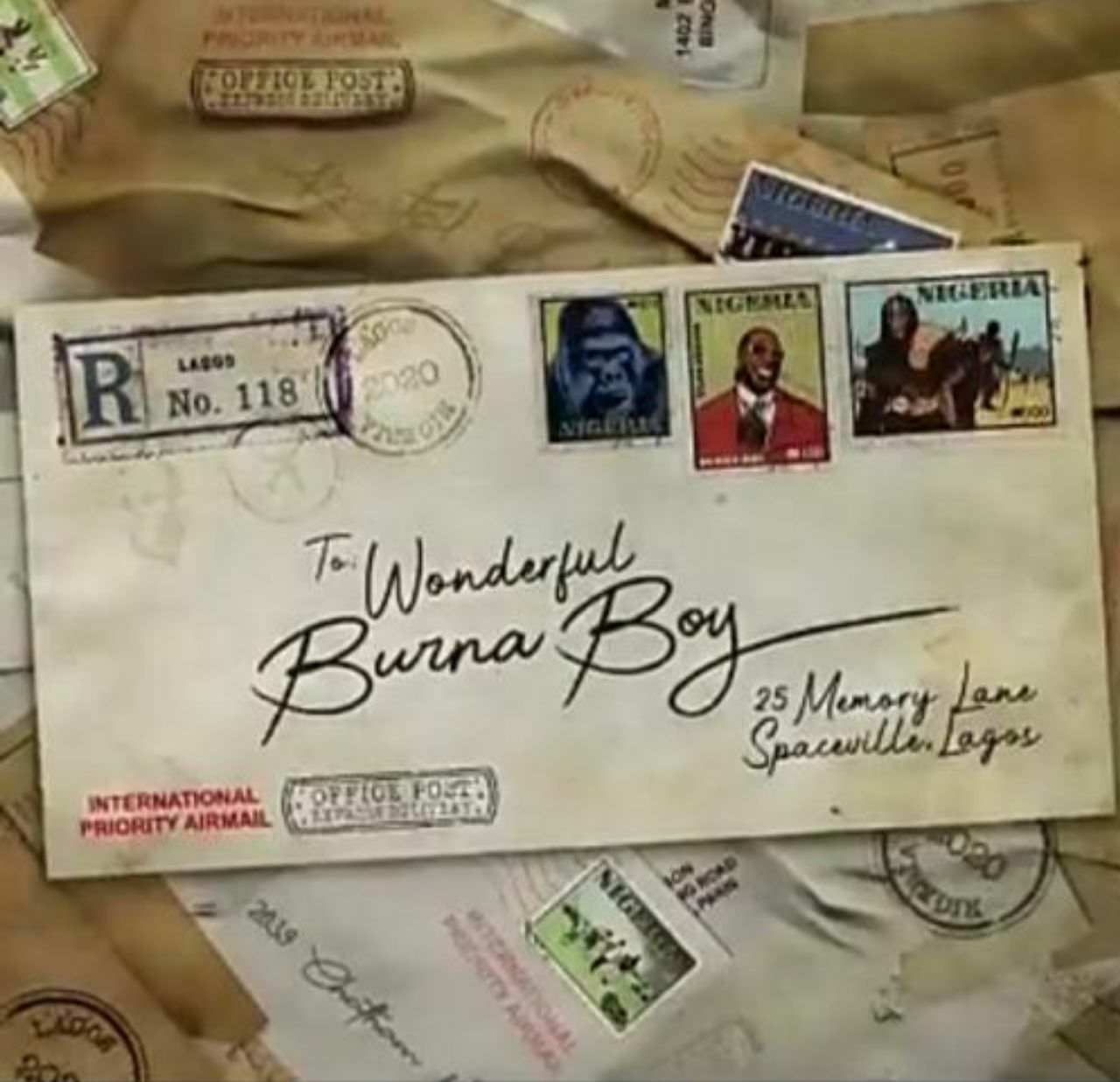 Burna Boy – Wonderful min
