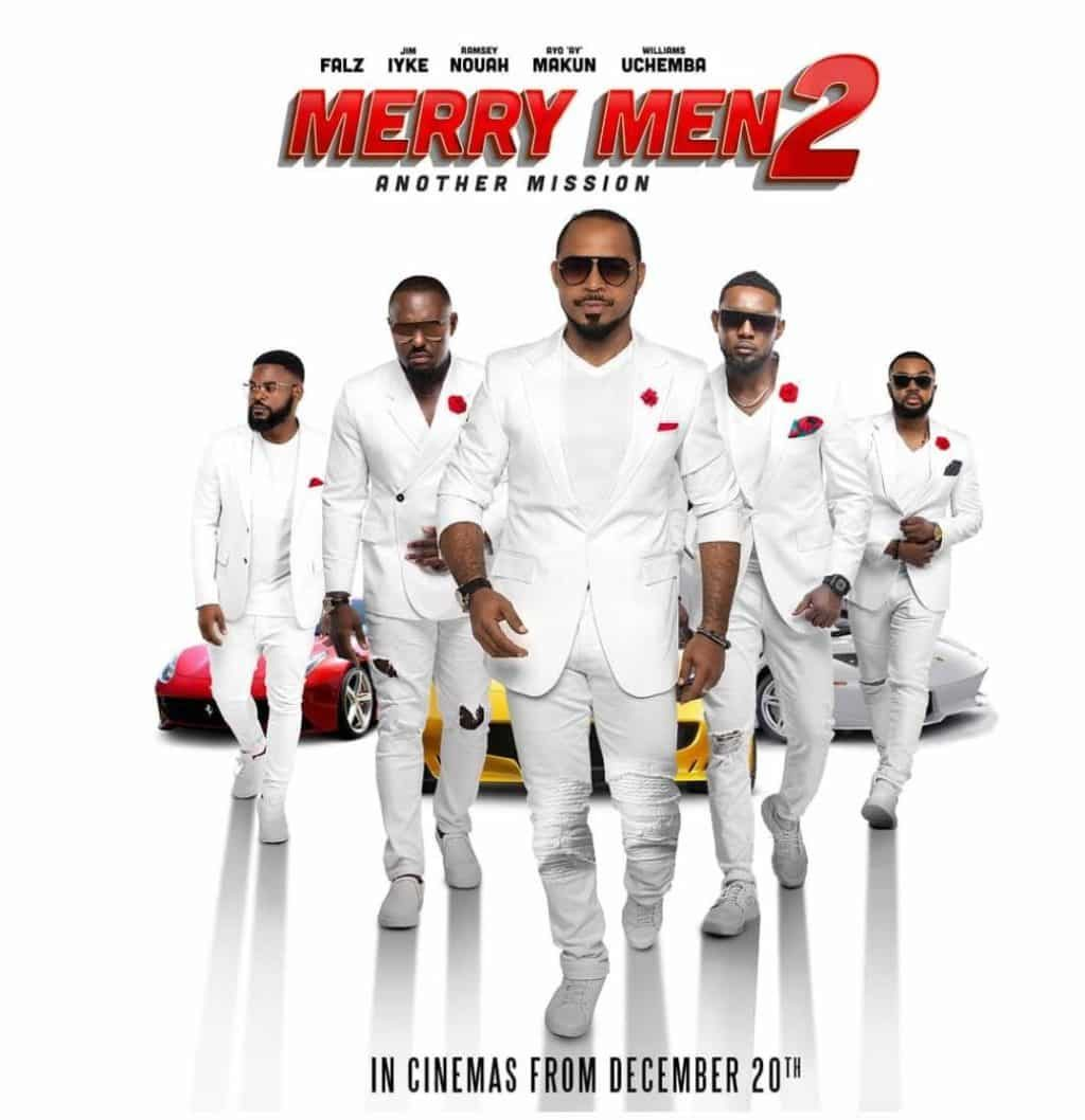 DOWNLOAD: 🔥Merry Men 2: Another Mission – Nollywood Movie 24
