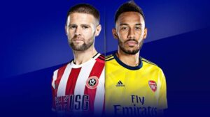 Watch Live: Sheffield United VS Arsenal (Stream Now) #SHUARS min