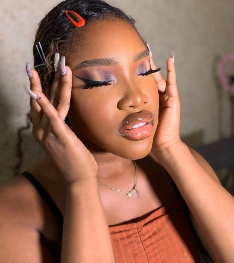 Meet Demilade, The Lady With The Biggest & Captivating Natural Lips In Nigeria 5