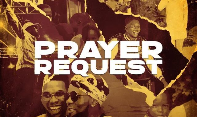 Victor AD - Prayer Request ft. Patoranking
