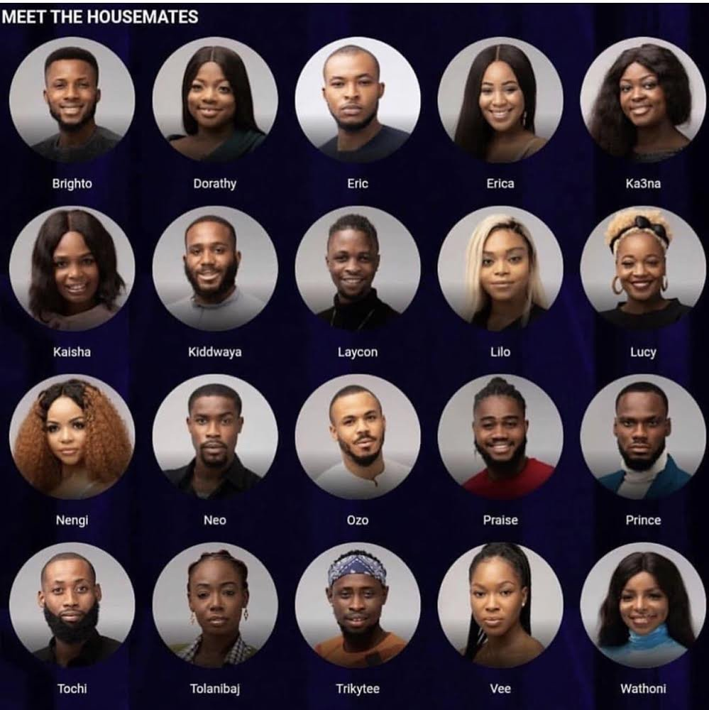 BBNaija: All Housemates To Be Put For Eviction This Week Except This Housemate (Read Details) 1