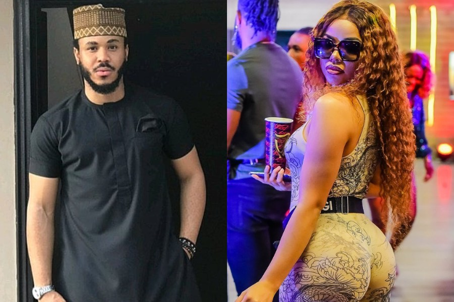 """BBNaija 2020: """"I Have A Boyfriend At Home And I Can't Disrespect Him"""" – Nengi Finally Gives Reason Why She Can't Date Ozo (Video) 1"""