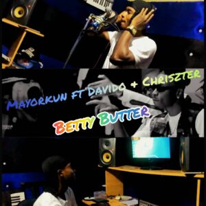 Chriszter Ft. Mayorkun & Davido - Betty Butter (Cover) 1