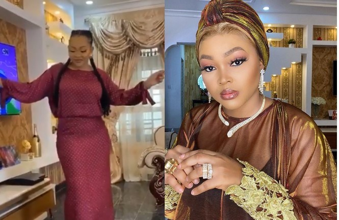 SEE Moment As Mercy Aigbe Dances To Simi's DUDUKE (VIDEO) 1