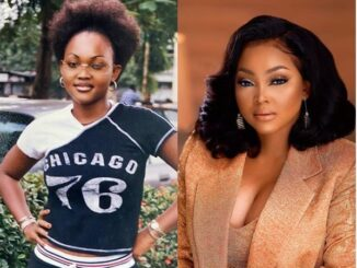 Mercy Aigbe Shares Lovely Picture of Hers 20 Years Ago 54
