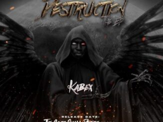 ALBUM : Kabex Ika – Destruction 2.0 (EP) 3