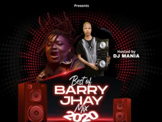 Dj Mania – Best Of Barry Jhay Mix 2020