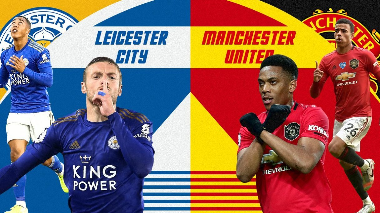 Watch Live: Leicester City Vs Manchester United (Stream Now) #LEIMUN #MUFC #LEICESTER #EPL 1