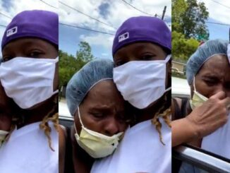 """""""God Is Real"""" –Lady Says As Her Mum Fully Recovers From COVID-19 (VIDEO) 5"""