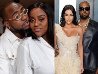 'Your Marriage Inspire Me And Chioma'- Davido Allegedly Tells Kanye West 19