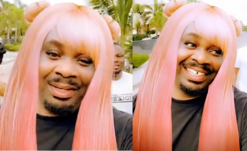 Check Out Don Jazzy's New Name After He Posted A Video Looking Like Nicki Minaj 1
