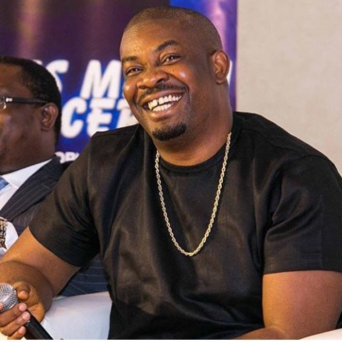 Check Out Don Jazzy's Reaction After He Was 'Exposed' By A Close Friend 1
