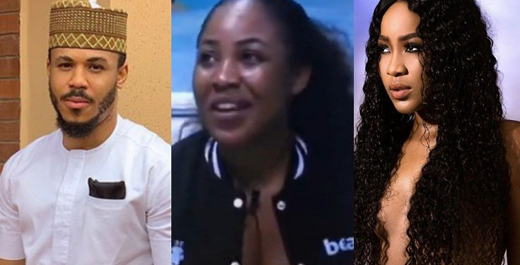 BBNaija: Erica Snubs Ozo – Says He's Not A Husband Material For Her (Video) 1