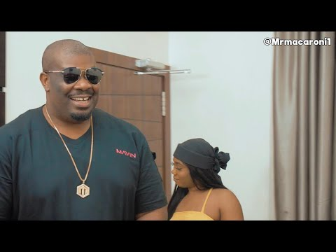 Comedy Video: Mr Macaroni ft. Don Jazzy – Meeting Father In-Law min