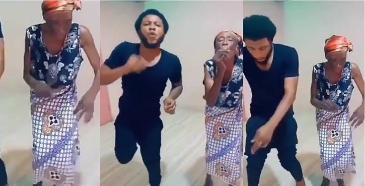 Grandmother Sets Internet On Fire With Her Amazing 'Legwork' Moves (Watch Video) min