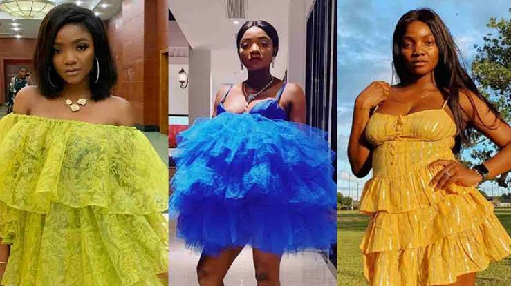 Simi Proudly Displays Her Expensive Wedding Ring In New Photos 1
