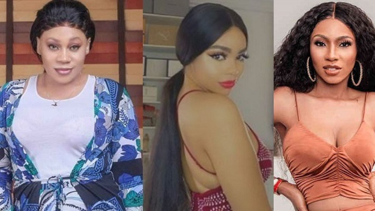 """BBNaija: """"Do Not Look At Ladies Like Nengi And Mercy As Role Models""""-Lady Cautions 1"""