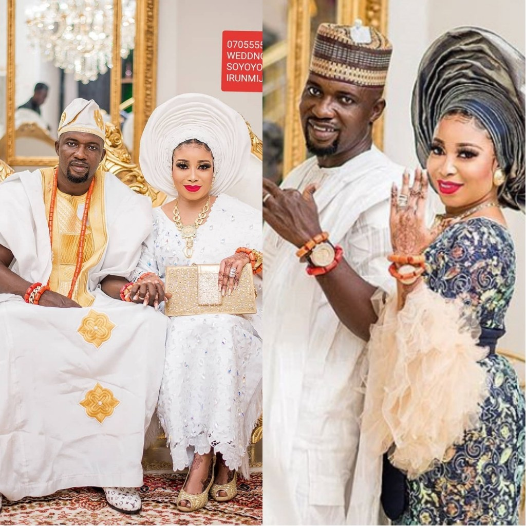 Divorce About To Happen? Actress, Lizzy Anjorin Puts Up Newlywed Husband For Sale 1