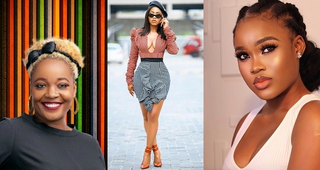 Internet Doesn't Forget; BBNaija Lucy's 2019 Post Shading Mercy & Tacha Pops Up 1