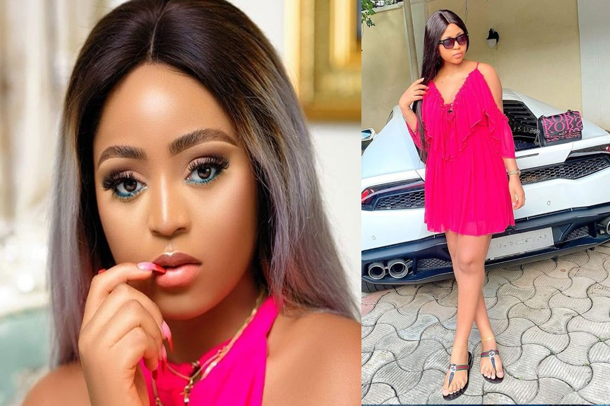 'Did You Even Give Birth?' – Fan Asks Regina Daniels After She Posted This Photo On Her IG 1