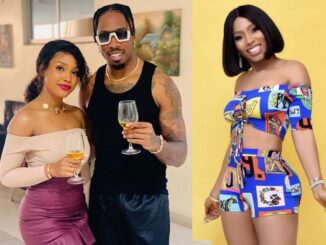 This Bae Fine Pass Mercy' – Fan Tells BBNaija's Ike After Seeing Him And A Nollywood Actress Together (PHOTO) 48