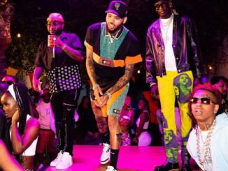 Davido Parties Hard With Chris Brown And Young Thug In California (See Photo) 36