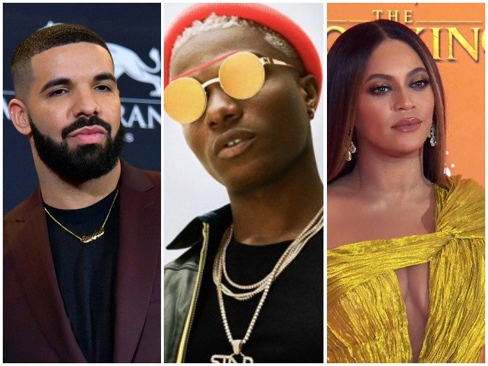 DO YOU AGREE?? Wizkid Made Drake And Beyonce Popular In Africa