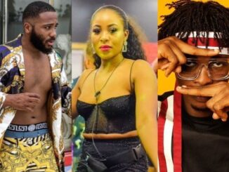 BBNaija: Erica Explains To Laycon Why She Went Back To KiddWaya After Their Breakup 3