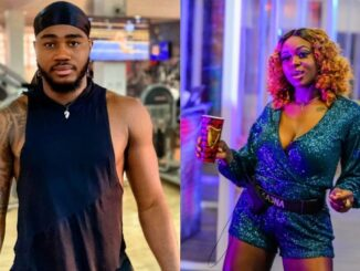 "BBNaija: ""We Did It And It Is Normal"" – Ka3na Tells Lucy And Dora About Knacking Praise 40"