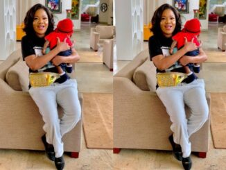Toyin Abraham Reveals Her Less Than Two-Year-Old Son Is Starting His Own Business Soon 27
