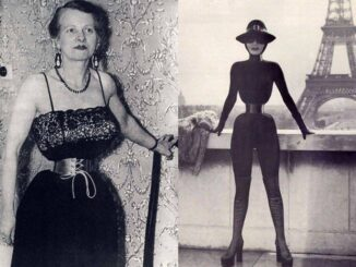 See The 23-Year-Old Lady That Hopes To Beat 1939 Guiness World Record For Tiniest Waist (Photo) 8