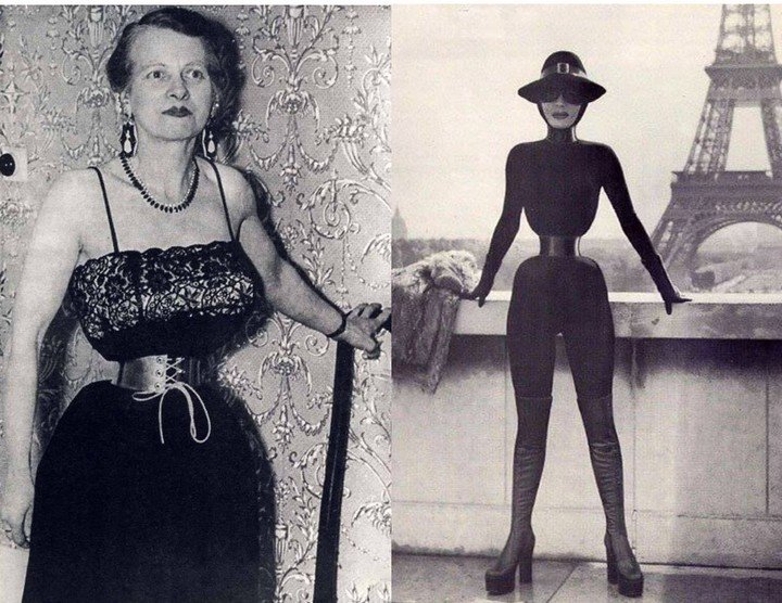 See The 23-Year-Old Lady That Hopes To Beat 1939 Guiness World Record For Tiniest Waist (Photo) min