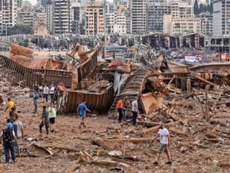 At least 63 people dead and more than 3,000 injured as explosions rock Beirut, health ministry says (Video) 29