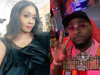 Davido Allegedly Wished Kemi Olunloyo A Happy 56th Birthday – Uche Reveals 16