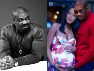 We Are Expecting A Child – See Hilarious Photo Of Don Jazzy And Heavily-Pregnant Rihanna 26