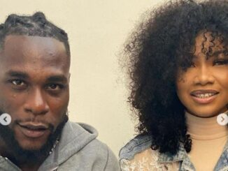 You're My Favourite – Tacha Happy To Hang Out With Burna Boy 18