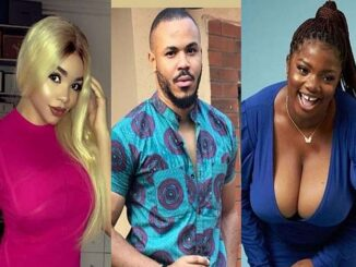 BBNaija 2020: Nigerians Roast Ozo For Begging Nnengi After Picking Dorathy As Deputy HOH 46