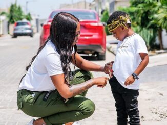 Tiwa Savage Shares The GREATEST Lesson She Has Learnt From Her Son 6