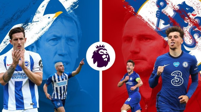 STREAM LIVE: Brighton Vs Chelsea [Watch Now] Premier League 2020/2021 #BHACHE #FOOTBALL #EPL #CHELSEA
