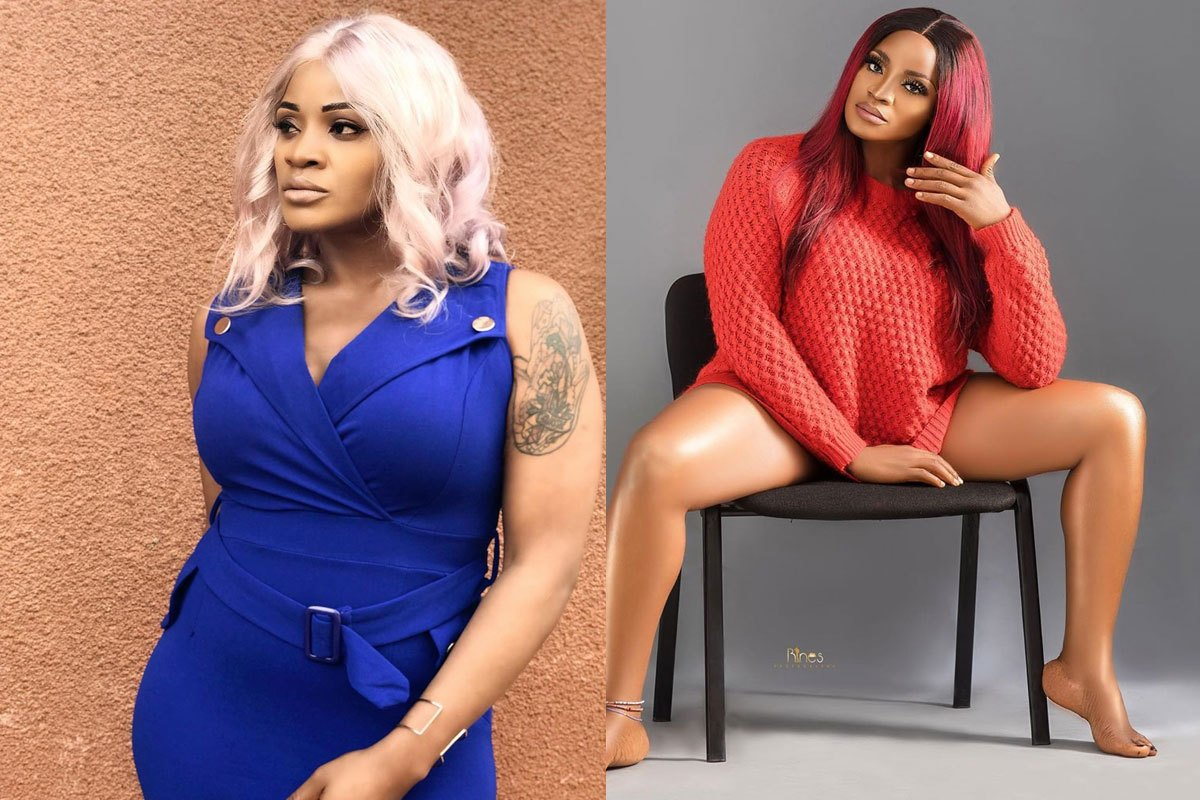 """""""At Your Age, Look At How You Dress""""- Nigerians React To Actress Uche Ogbodo's New Photo"""