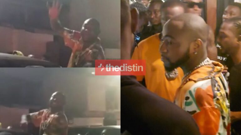 Finally: Photo Of The Bouncers That Denied Davido And His Crew At Bloom Bar Pops U