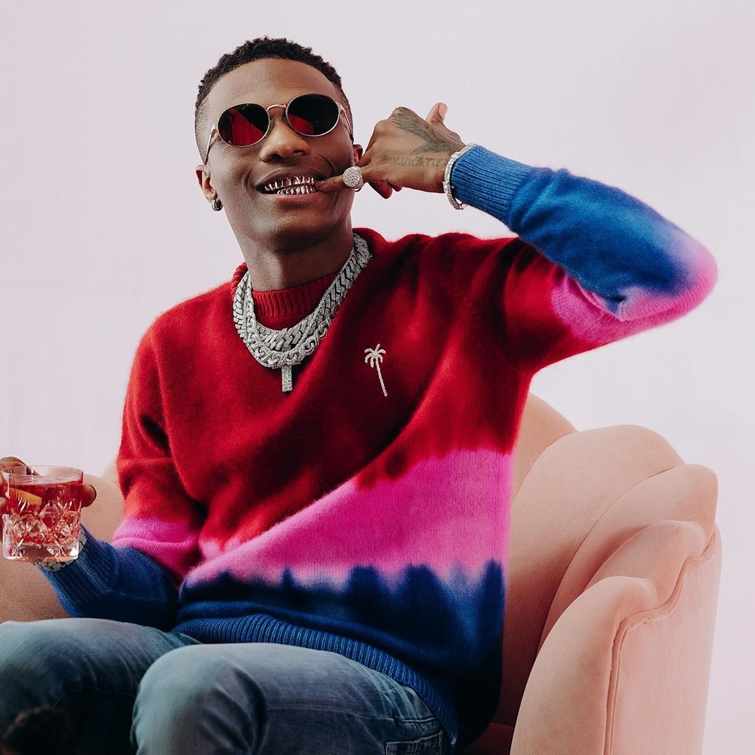 """#EndSAR: """"See Your Mates Old Woman"""" Wizkid Jabs Lauretta Onochie For Not Joining Mothers For EndSARS Protest"""