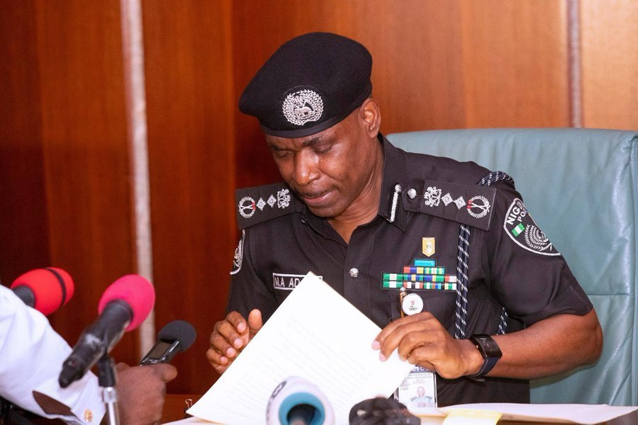 """IGP announces new squad """"S.W.A.T"""" to replace """"SARS"""" (Read Full)"""