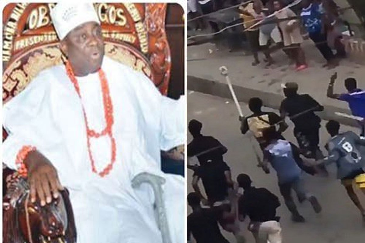 Return Oba Of Lagos Staff Of Office In 24hours Or Face The Consequences – Akinshemoyin Ruling House Warns