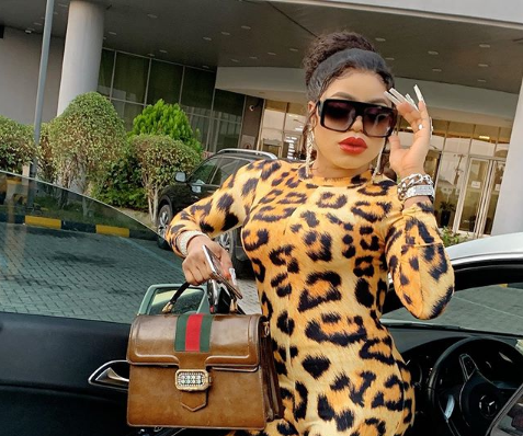 Bobrisky Slams Nigerians Who Called Him Out For Not Participating In The #EndSARS Protest In Lagos